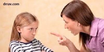 اگر سر فرزندتان داد میزنید این مقاله را بخوانید